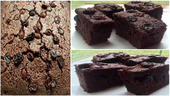 Resep Membuat Brownies Kismis Coklat Cuma Pake 1 Telur Bikin Ketagihan !