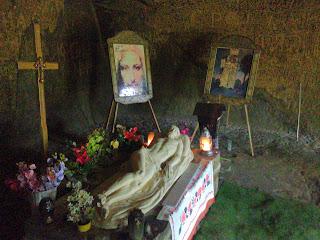 Пещерный монастырь в Розгирче