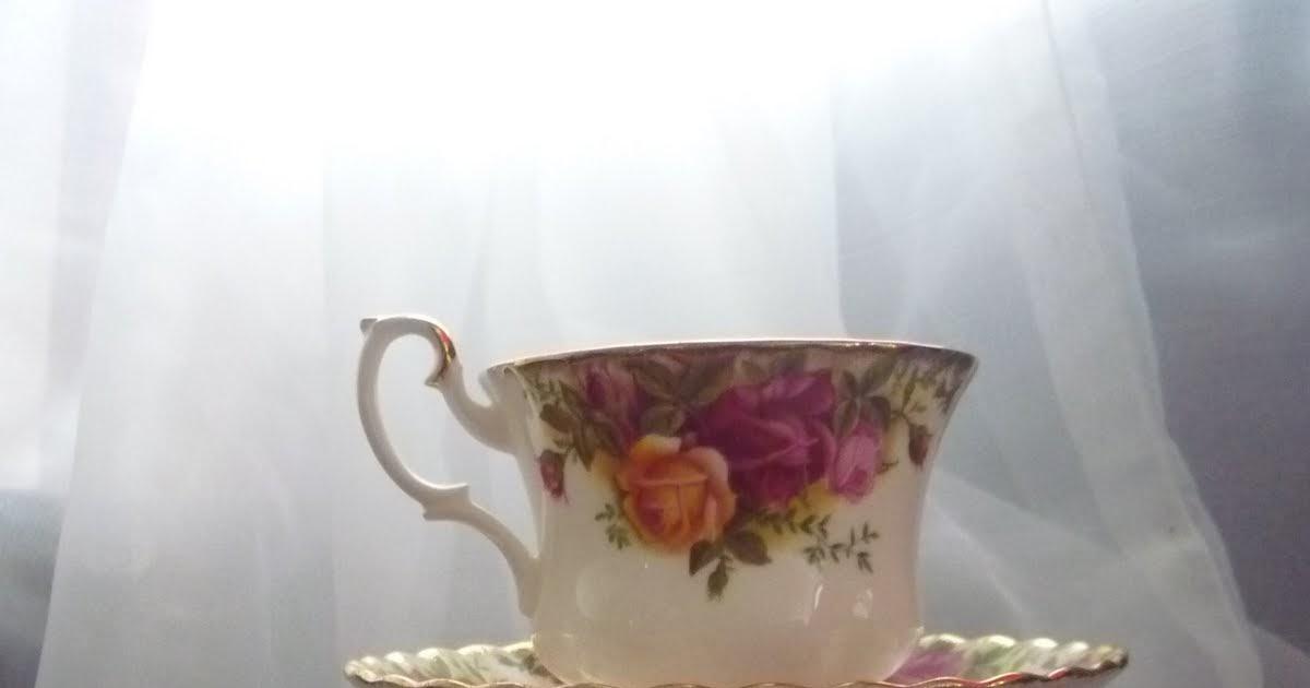 Vintage Teaware Amp Collectibles Sold Royal Albert Old