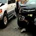 Peatón muere luego de quedar prensado entre dos vehículos en Estelí.