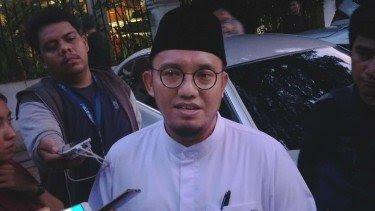 Dahnil Anzar Ternyata Tanda Tangani LPJ Kemah Pemuda Islam Indonesia