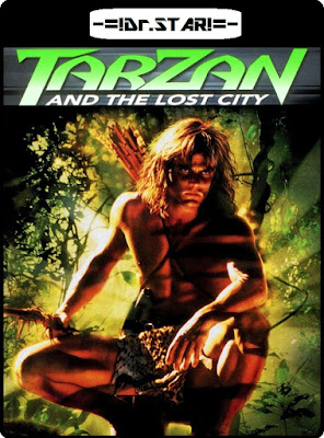 Tarzan and the Lost City 1998 Dual Audio 720p WEBRip HEVC