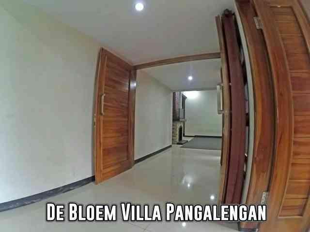 De Bloem Villa Pangalengan SEWA VILLA DI PANGALENGAN
