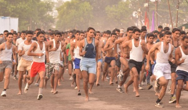 Satna Army Rally, Indian Army Rally, Open Bharti Rally