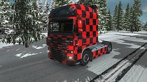 Vans skin for DAF XF