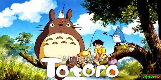 Phim Hàng Xóm Của Tôi Là Totoro VietSub HD | My Neighbor Totoro (Tonari to Totoro) 1988