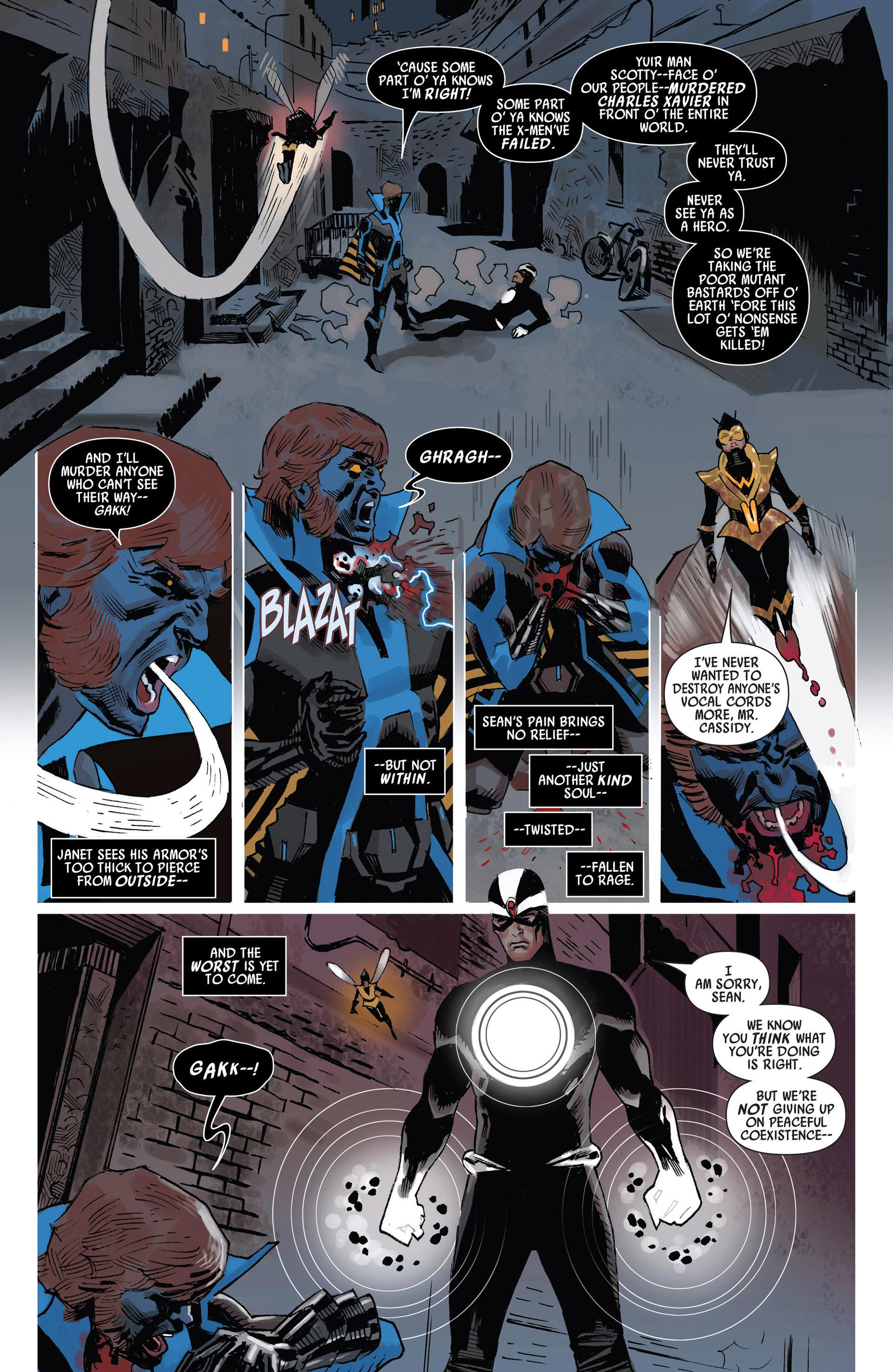 Read online Uncanny Avengers (2012) comic -  Issue #13 - 5