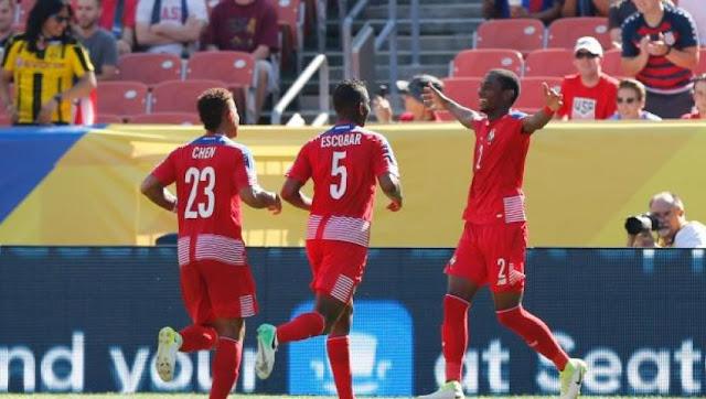 Panamá derrotó 3-0 a Martinica en la Copa de Oro 2017