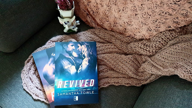 """Revived"" Samantha Towle"