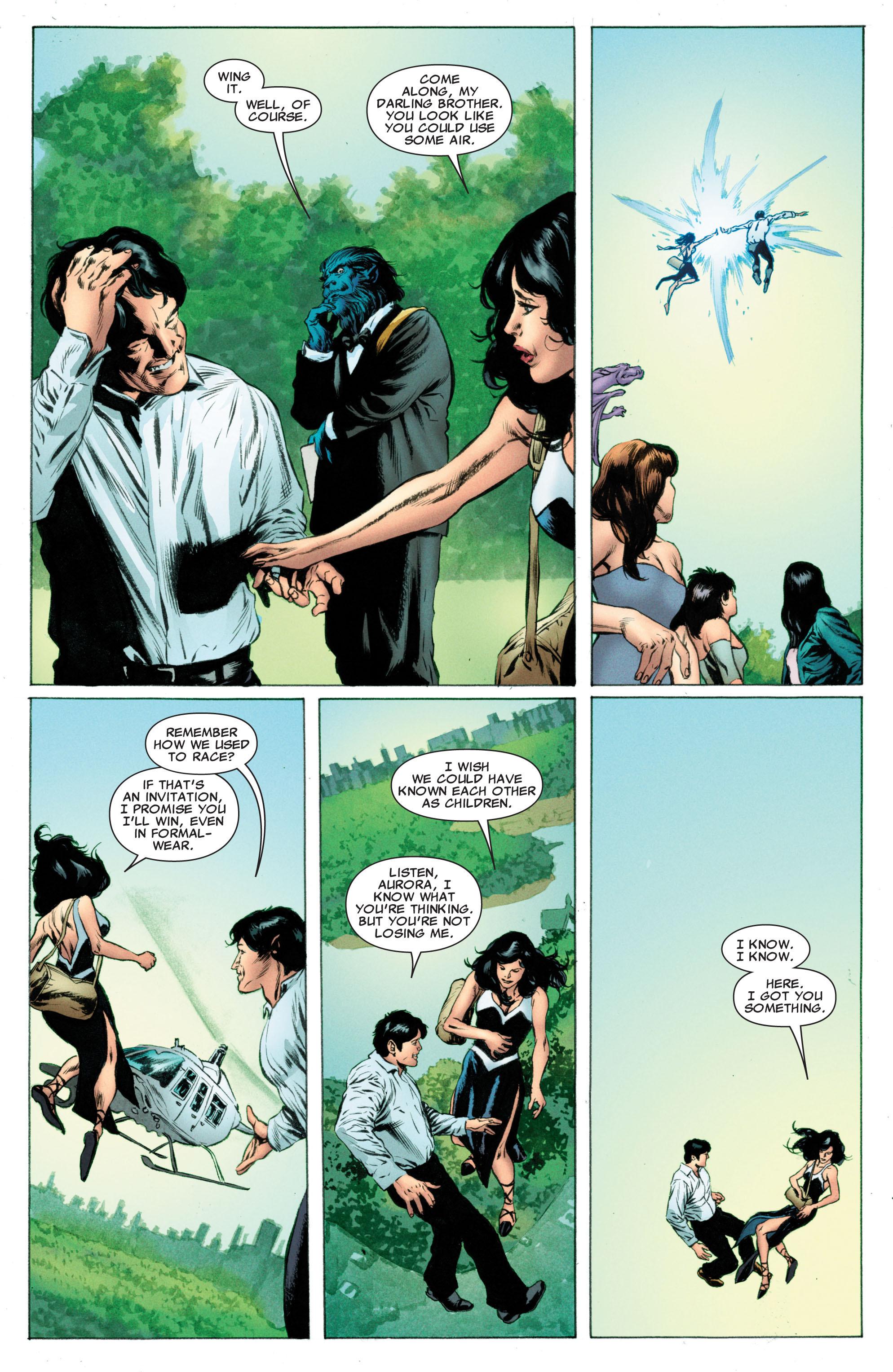 Read online Astonishing X-Men (2004) comic -  Issue #51 - 18