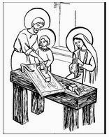 St. Joseph Coloring Pages and Activities ~ Catholic Inspired