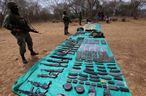 Kekejaman Pengedar Dadah di Mexico yang Menakutkan