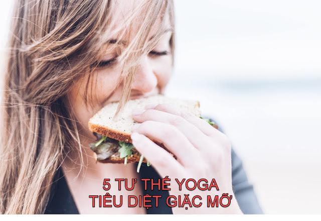 Mỡ bụng biến mất chỉ với 5 tư thế Yoga đơn giản