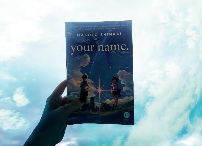 your name. | Makoto Shinkai