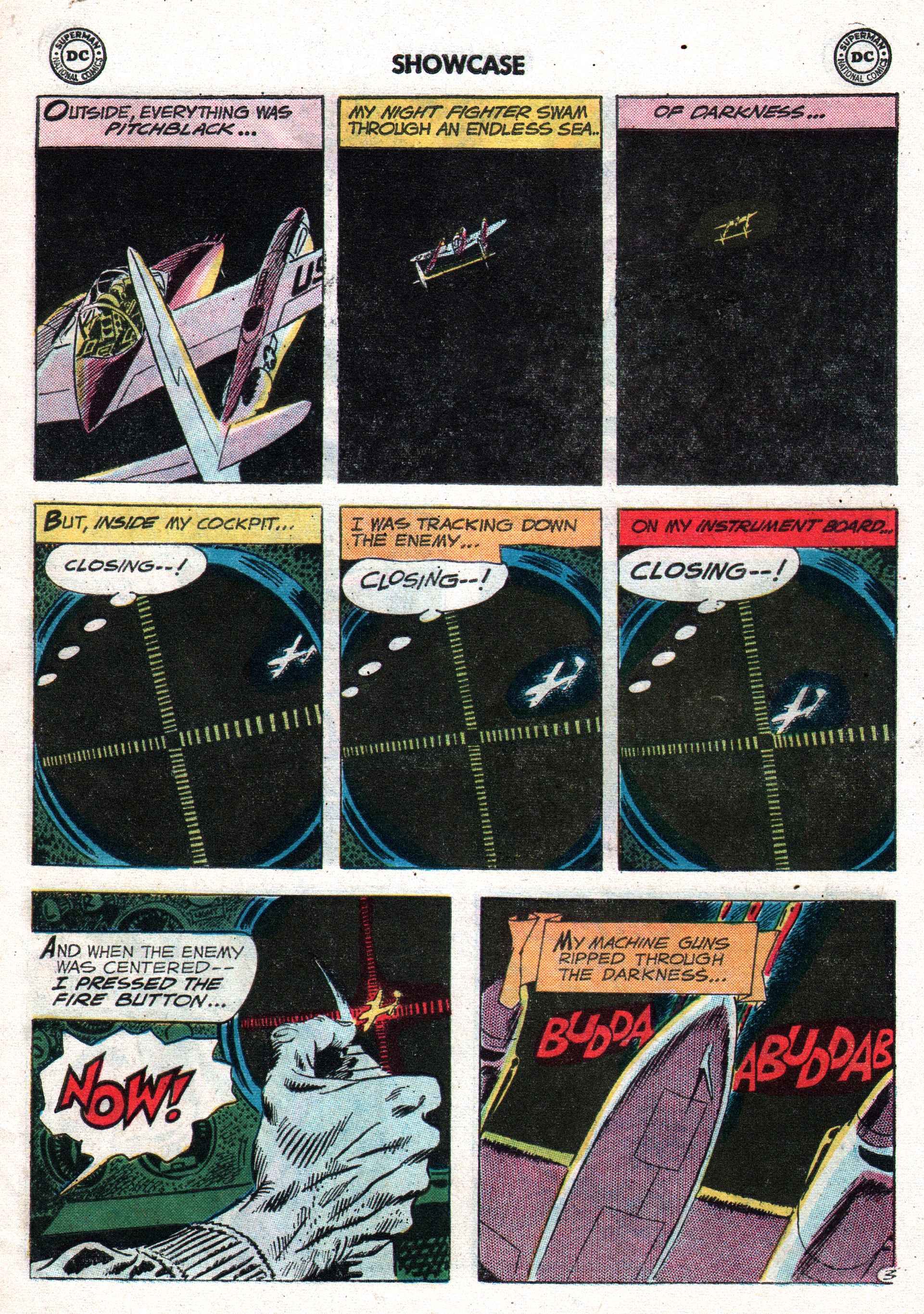 Read online Showcase comic -  Issue #54 - 7