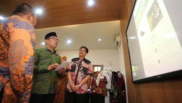 Menjawab Tantangan Ekonomi Digital.Pemkot Bandung Hadirkan Littlebandung.id