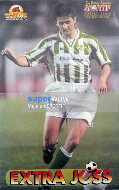 Robert Jarni Real Betis