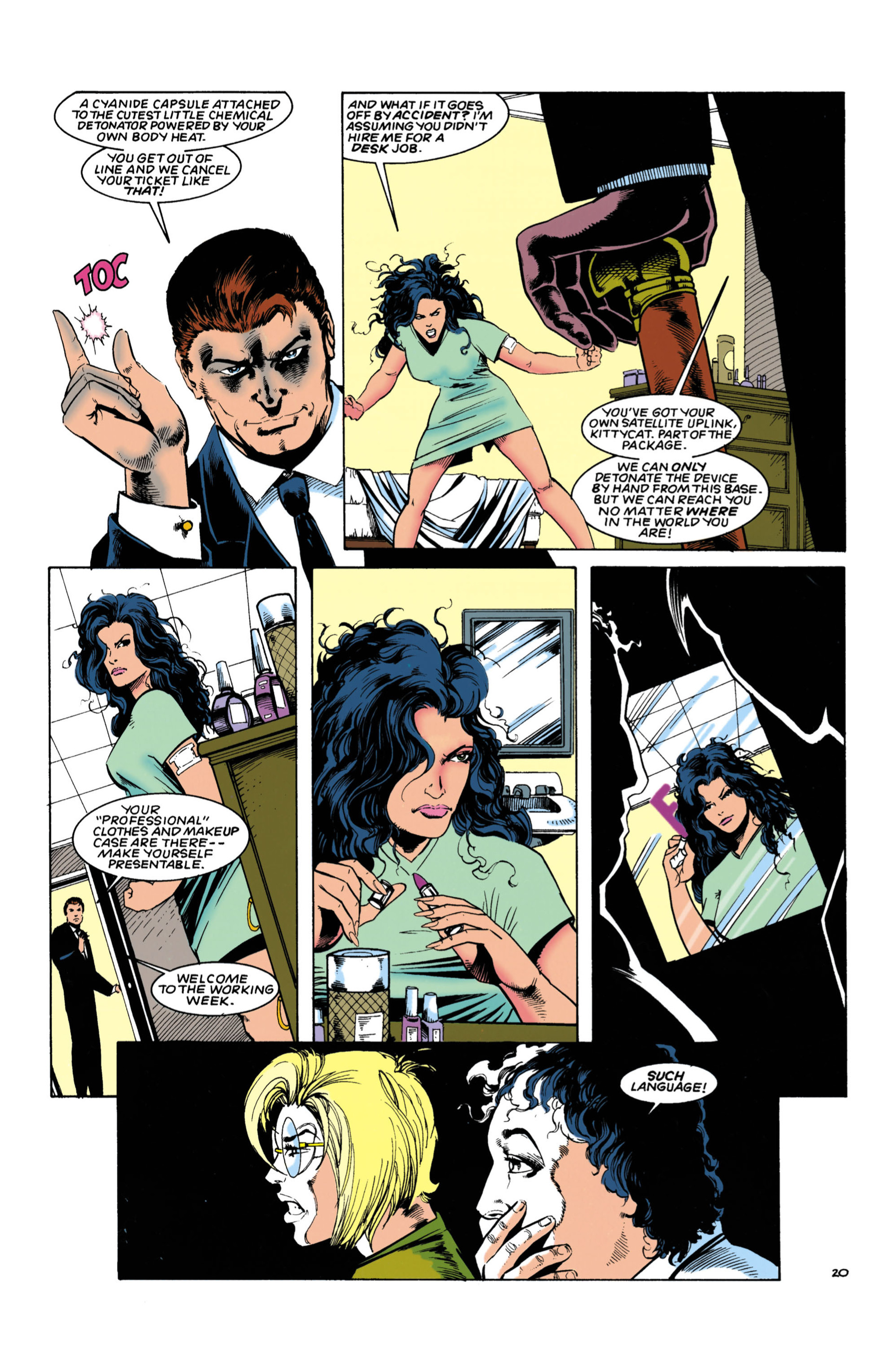 Catwoman (1993) Issue #15 #20 - English 21