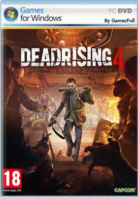 Dead Rising 4 Deluxe Edition PC [Full] Español [MEGA]