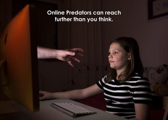 Pantau penggunaan Internet oleh anak