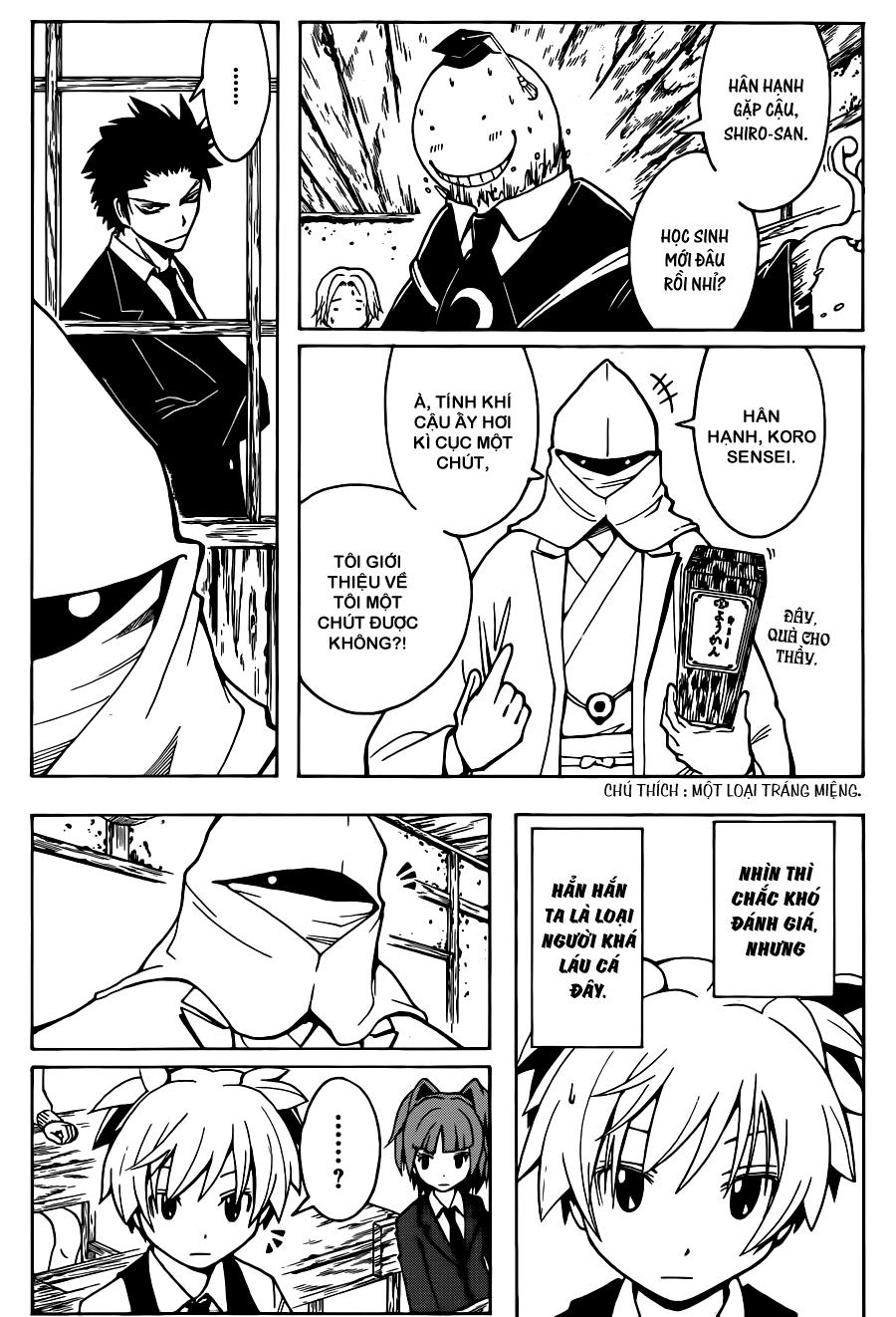 Ansatsu Kyoushitsu chap 29 trang 11