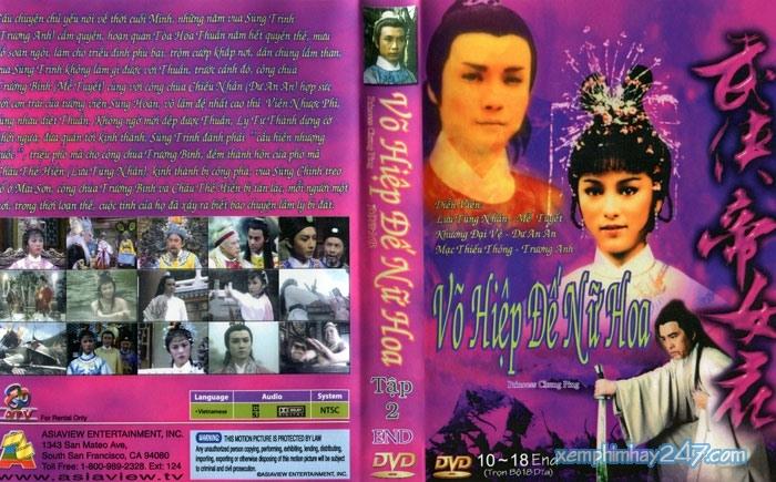 http://xemphimhay247.com - Xem phim hay 247 - Võ Hiệp Đế Nữ Hoa (1981) - Princess Cheung Ping (1981)