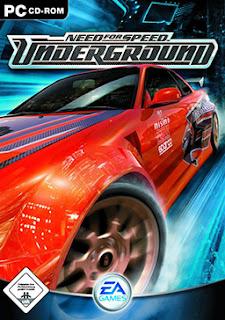 Need for Speed Underground 1 (PC) 2003