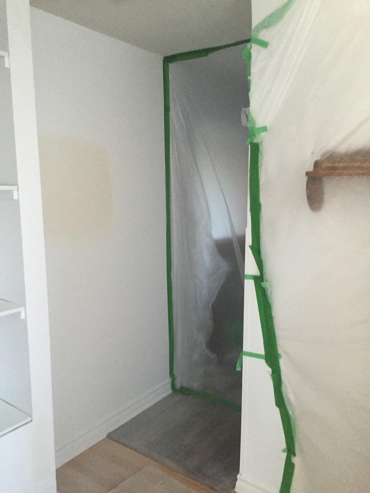 un truc simple pour simplifier la gestion de la peinture. Black Bedroom Furniture Sets. Home Design Ideas