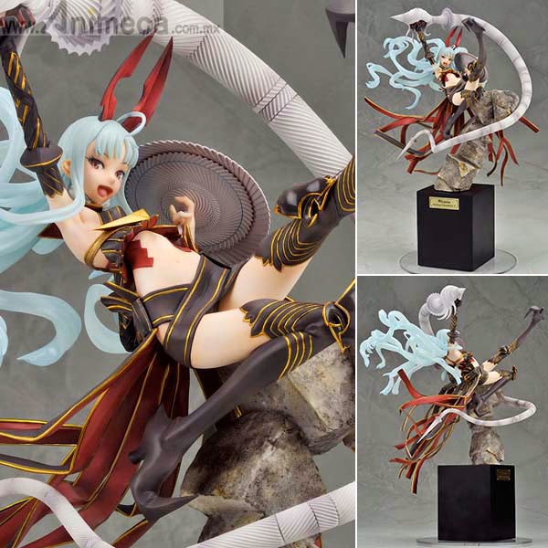 ALIASSE FIGURE Valkyria Chronicles 2 The Gallia Royal Military Academy (SENJOU NO VALKYRIA 2) ALTER