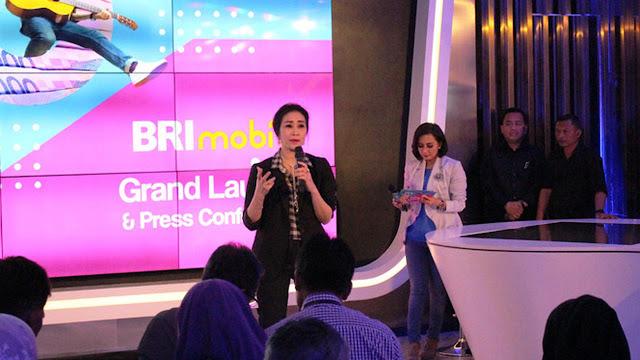 Sasar Milenial, BRI Luncurkan Aplikasi BRImo