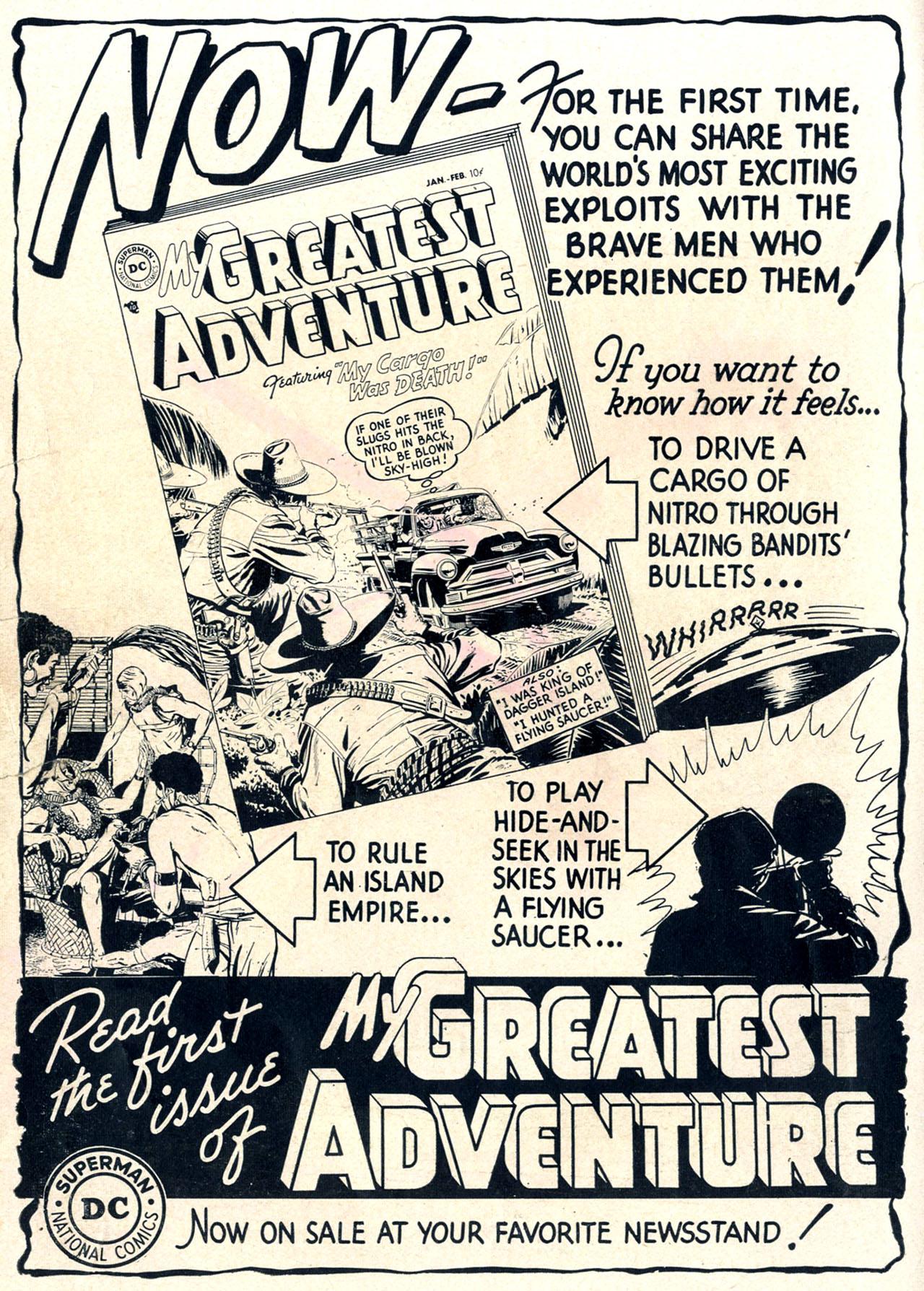 Read online Detective Comics (1937) comic -  Issue #216 - 2