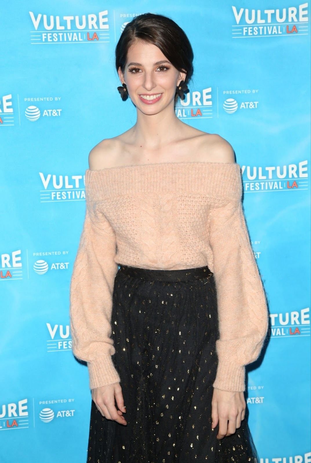 Genevieve Buechner at Unreal vs Superstore Vulture Festival Event in Los Angeles
