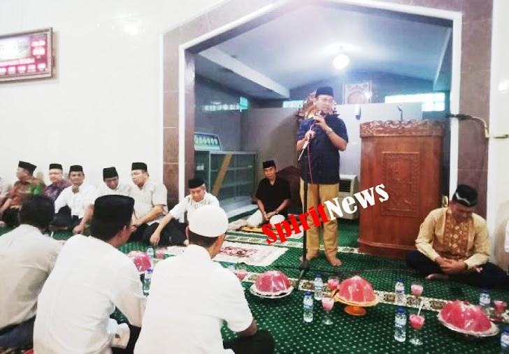 Bupati Takalar, Perlunya Shalat Berjamaah di Masjid