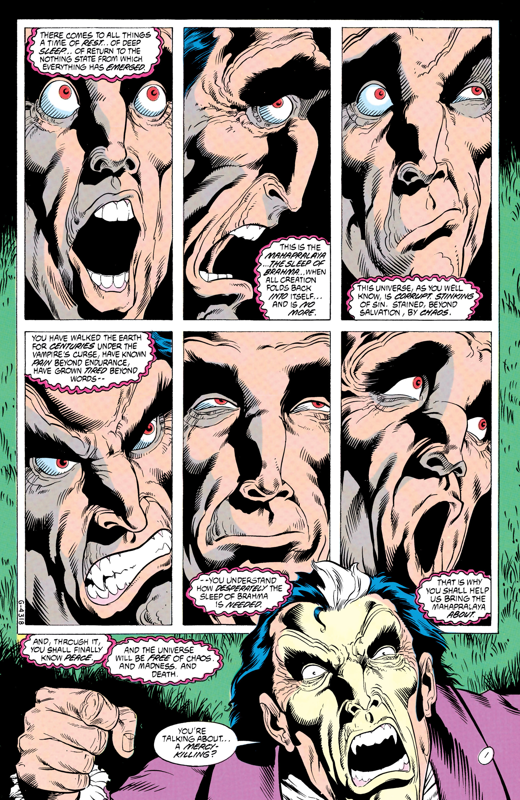 Doctor Fate (1988) 3 Page 2