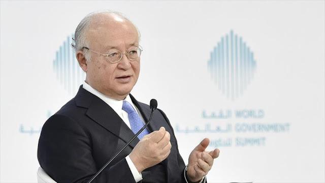 AIEA rechaza acusaciones de EEUU: Irán cumple con acuerdo nuclear