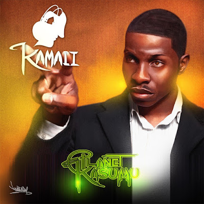 iTunes MP3/AAC Download - Planet Kasumu by Kamali - stream album free on top digital music platforms online | The Indie Music Board by Skunk Radio Live (SRL Networks London Music PR) - Tuesday, 02 April, 2019
