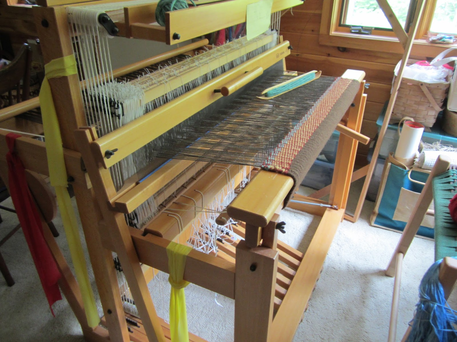 Buellwood Weaver and Fiber Guild, Hancock, Michigan: August 2015