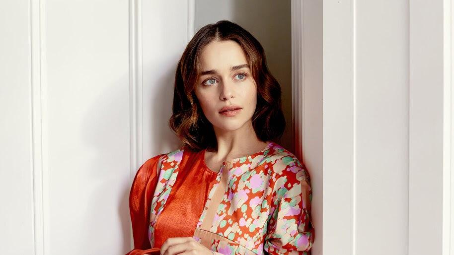 Emilia Clarke, Celebrity, Actress, Photoshoot, 4K, #6.330
