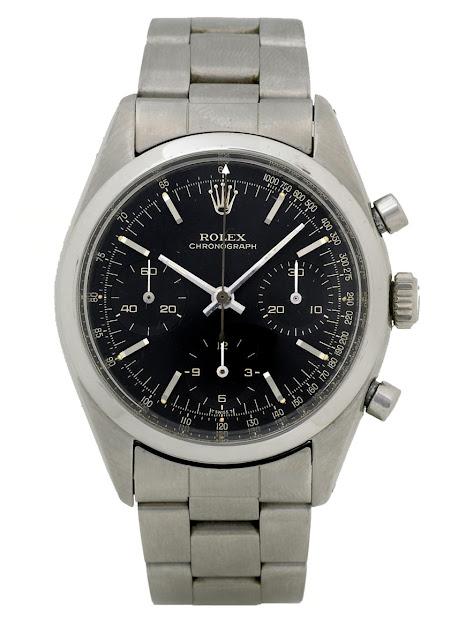 Pre-Daytona Rolex Chronograph ref. 6238