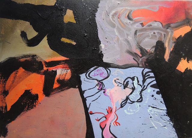 Pascó i Ticó pintura contemporánea Gaudifond Arte