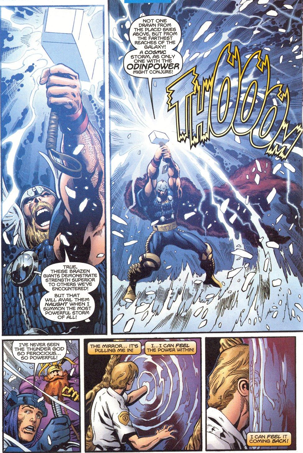Thor (1998) Issue #47 #48 - English 14