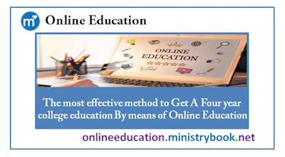 The most effective method to Get A Four year college education By means of Online Education