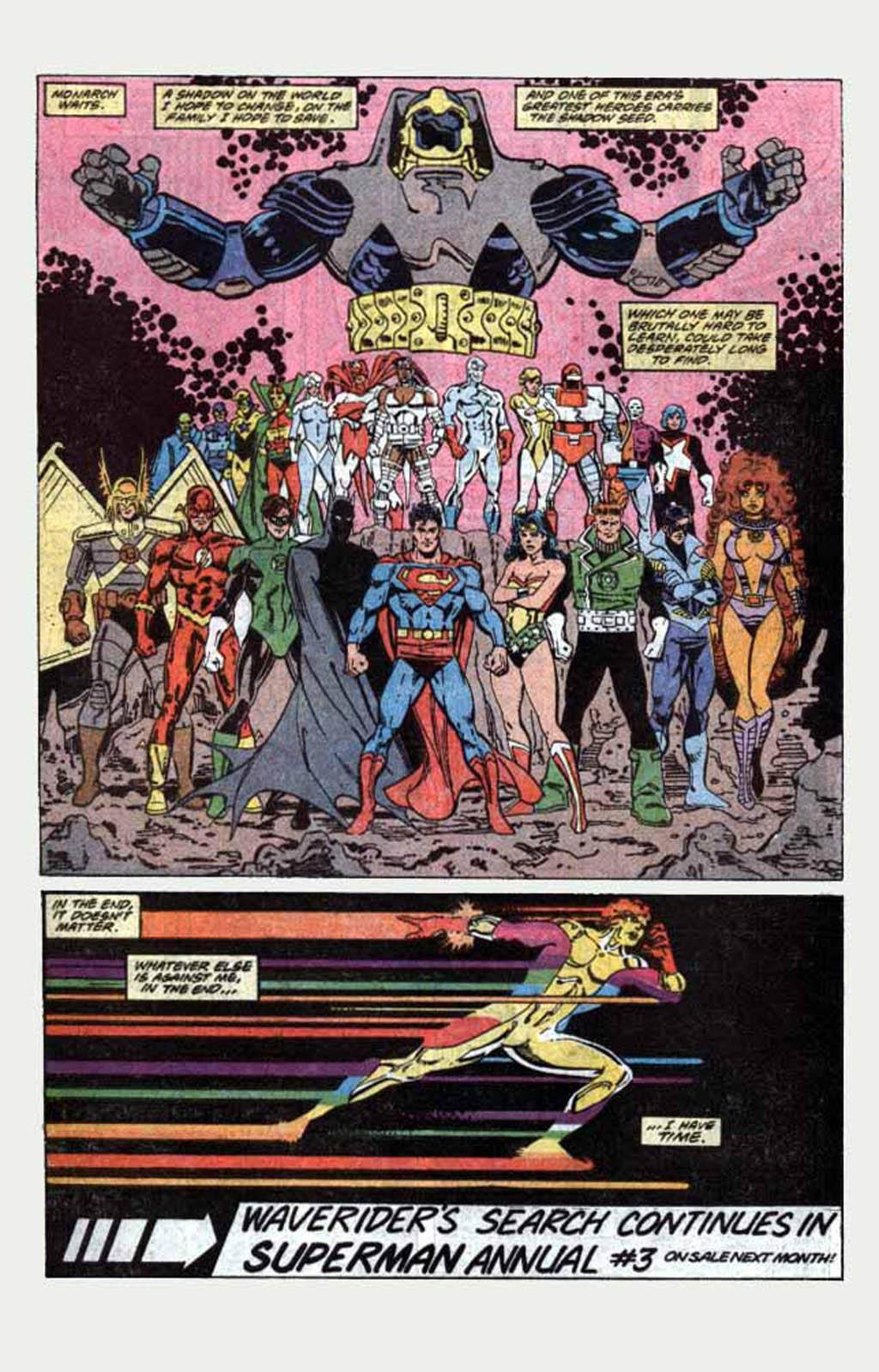 Read online Armageddon 2001 comic -  Issue #1 - 57