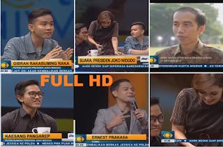Mata Najwa 24 Februari2016 FULL Cerita Anak Jokowi Metro TV HD