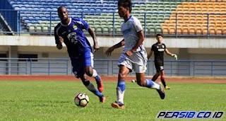 Cole Masuk Daftar 21 Pemain Persib Lawan Bhayangkara FC