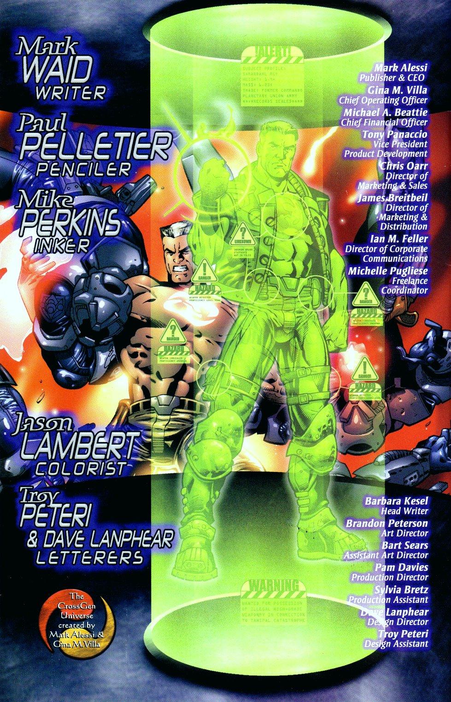 Read online Sigil (2000) comic -  Issue #15 - 25