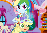 Applejack New Hairstyle juego