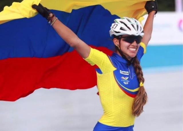 Fabriana Arias obtuvo su segunda medalla, y la primera de oro, para dar a Colombia su segundo triunfo en los Juegos Mundiales 2017