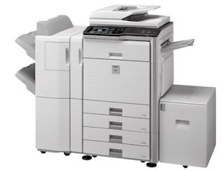 Sharp MX-4100N Printer Drivers Download