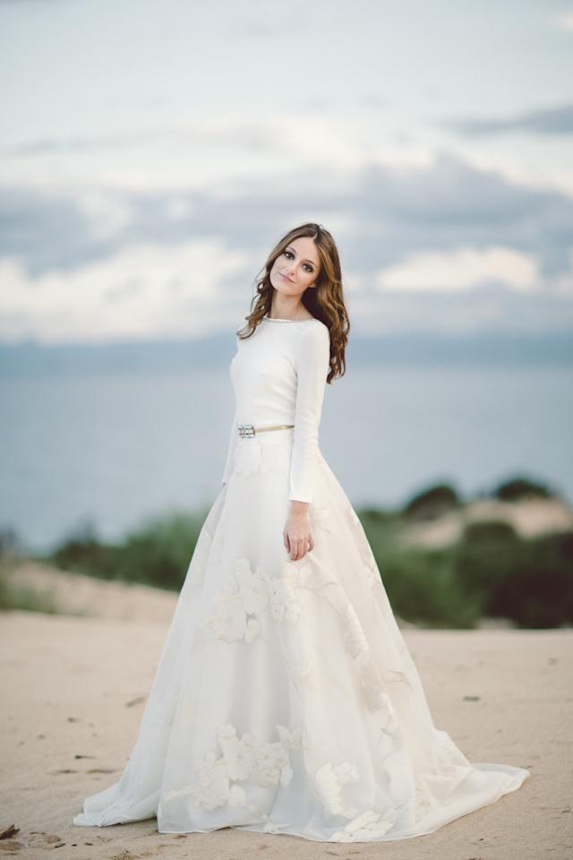 Vestidos novia oh que luna
